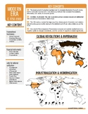 AP World History: Modern - Modern Era (c. 1750-1900 CE) Preview