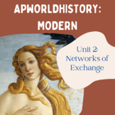 AP World History Modern - Unit 2 Materials