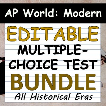 Ap World History Test Review Worksheets & Teaching Resources
