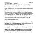 AP World History Period 1 Lesson on Hammurabi's Code & Ten Commandments Activity