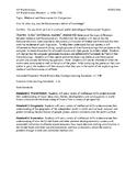 AP World History Period 4 Comparison of Medieval & Italian Art Activity