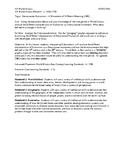 AP World History Period 4 Lesson on Humanism DBQ Activity