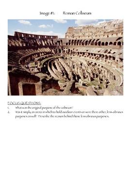 AP World History: Roman Empire Gallery Walk