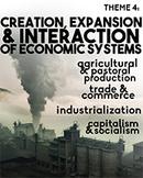 AP World History Theme 4 Poster
