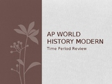 AP World - Time Period Reviews