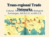 AP World History Trade Routes Notes