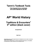 AP World History Traditions and Encounters 5th edition Voc