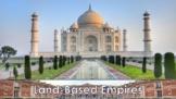 AP World History Unit 3 PowerPoint & Notes - Land Based Em