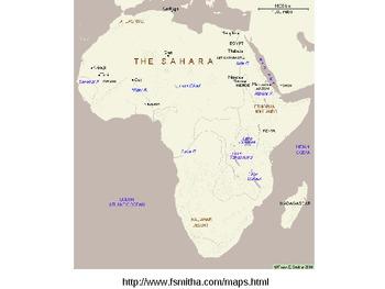 AP World History - World Civilizations Chapter 8 - PostClassical Africa