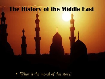 AP World Visual Timeline Middle East