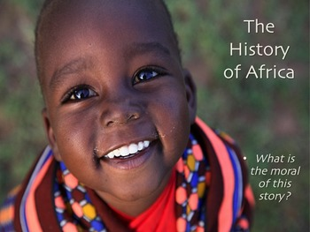 AP World Visual Timeline of Africa