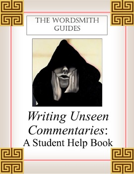 AP  and IB Rhetorical Analysis: Writing Unseen Commentaries (Student Edition)