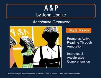 """A & P"" by John Updike: Annotation Organizer"