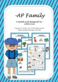 AP family words