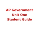 AP unit one student guide