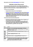 APA (6thEd) and Academic Writing comment bank (180 items)