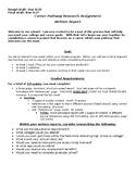 APA Career Research Report