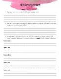 APA Referencing Worksheet