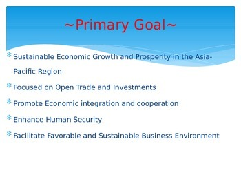 APEC International Organization