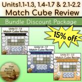 APES AP Environmental | Bundle Review Games: Units 1.1 - 1
