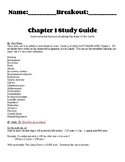 APES Chapter 1 Study Guide Friedland 2nd Edition