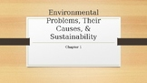 APES Environmental Problems, Their Causes, & Sustainability