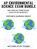 APES Exams I-III Bundle