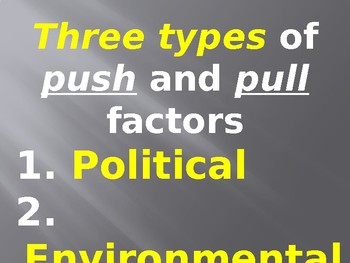 APHG The Cultural Landscape 11th Edition - Ch3 Key Issue 3 PPT