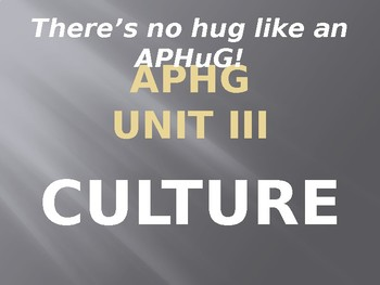APHG The Cultural Landscape 11th Edition - Ch4 Key Issue 1 PPT