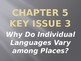 APHG The Cultural Landscape 11th Edition - Ch5 Key Issue 3 PPT