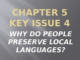 APHG The Cultural Landscape 11th Edition - Ch5 Key Issue 4 PPT