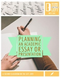 AP/Honors English formal writing resources