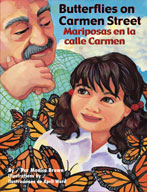Butterflies on Carmen Street / Mariposas en la calle Carmen