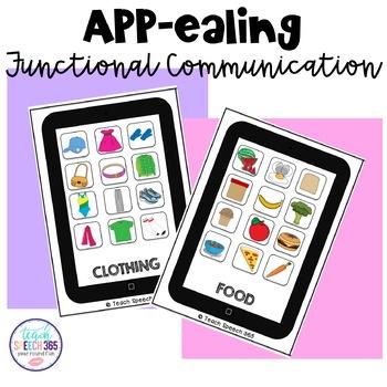 APP-ealing Functional Communication