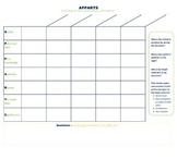 APPARTS Poster Graphic Organizer - DBQs