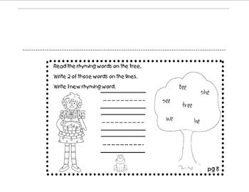 APPLE ANNIE, WHAT DO YOU SEE? Printable Activity Book