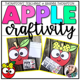APPLE CRAFT FOR FALL