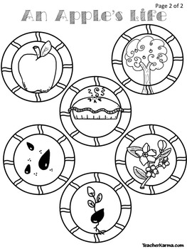 APPLE Literacy Centers ~ Reading Learning Packet ~ Fall FUN ~ Bundle