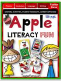 Apple & Fall Literacy Bundle