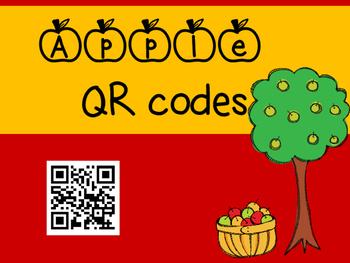 APPLES QR Codes