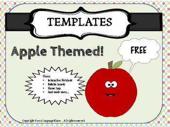 APPLE TEMPLATES