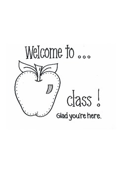 APPLE Welcome!
