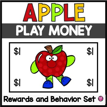 APPLES THEME CLASSROOM MANAGMENT SET for BEHAVIOR and REWARDS