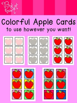 APPLES - Cards