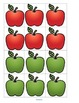 APPLES Literacy and Number Centers and Activities for Preschool and Pre-K