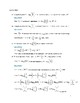 APPLICATIONS OF LOGARITHMS IN CHEMISTRY