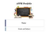 APPR Portfolio