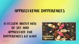 APPRECIATING DIFFERENCES Self-esteem Diversity Ready 2 Use