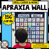 APRAXIA WALL SPEECH THERAPY PHONOLOGY ROOM DECOR #nov2019halfoffspeech