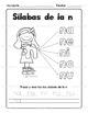 APRENDIENDO LAS SILABAS - PL4 (en español)